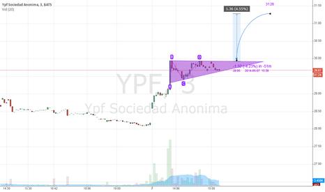 YPF: Flag in short