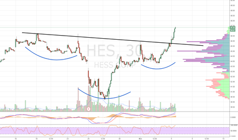 HES: H&S breakout @androsform