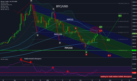 BTCUSD: BTCUSD: choose your scenario !