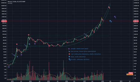 BTCUSD: Parabolic trend of Bitcoin continues. Up to 100.000 USD?