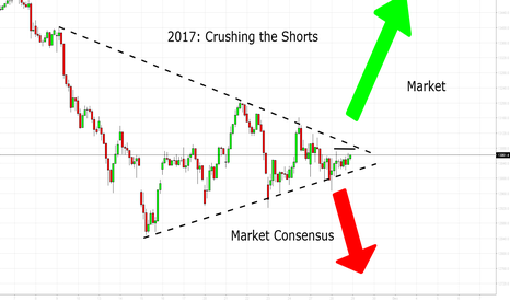 DAX: DAX: 2017 Crushing The Shorts
