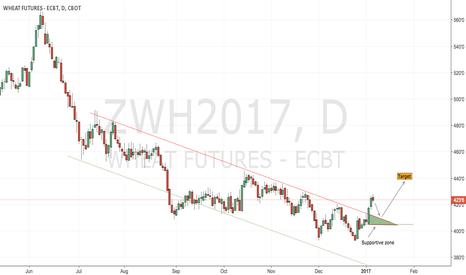 ZWH2017: CBoT wheat