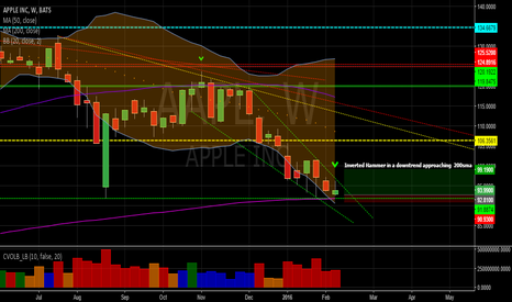 AAPL: Short-Term Bulls in favor