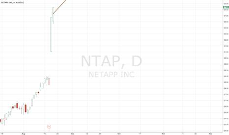 NTAP: Go $NTAP go go go