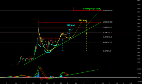 BCHUSD: BCHUSD targets without bias.