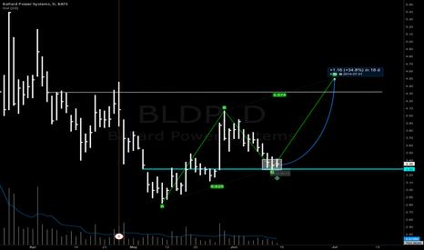 BLDP: BLDP on the springboard.