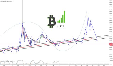 BCHBTC: Bitcoin Cash Entry Area, Hype Cycle