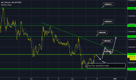 ARKBTC: ARK has huge potential to grow, I see 4x Potential