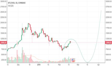 BTCUSD: BTC - long term forecast