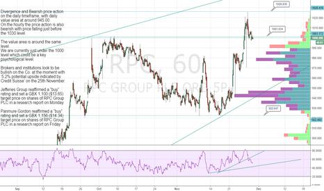 RPC: RPC ahead of half year earnings