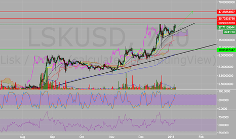 LSKUSD: Lisk it's cheap
