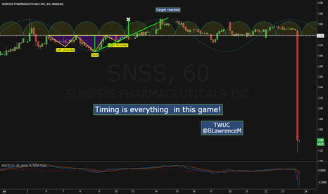 """SNSS: """"Timing is everything""""  in this game"""