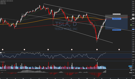 TSLA: Trade Idea #49 - $TSLA - Swingers Playground