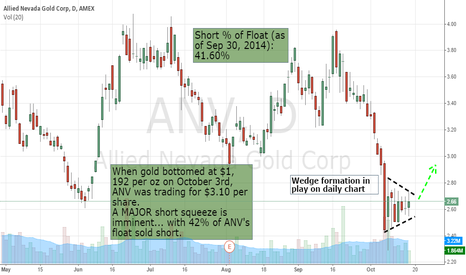 ANV: WEDGE + A MAJOR SHORT SQUEEZE