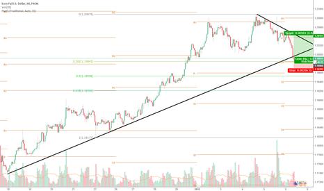 EURUSD: EUR/USD 1H Long Position