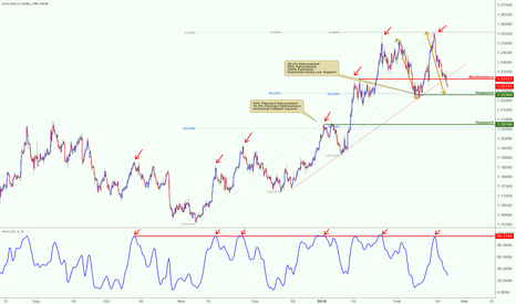 EURUSD: EURUSD has one more major support holding it up!