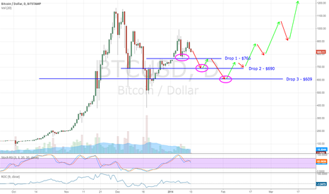 BTCUSD: Q1 2014 Prediction