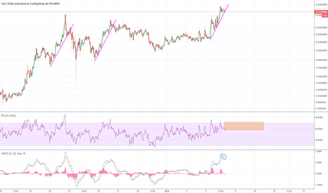 LSKUSD: LISK - Short-term Drop ?