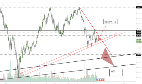 BTCUSD: Bitcoin movement / 비트코인의 움직임