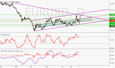 EURUSD: The likely direction of the euro