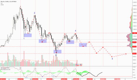 BTCUSD: On the road to exhaustion, like every bubble since 300 years