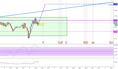 NZDUSD: NZDUSD H1 potential bearish ab=cd pattern