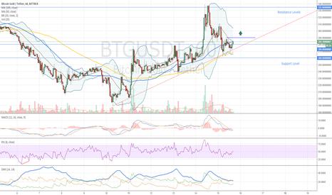 BTGUSDT: Bitcoin Gold Buy Opportunity