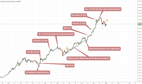(BTCUSD+BTCUSD+BTCUSD)/3: History repeats itself. Don't bet against it.