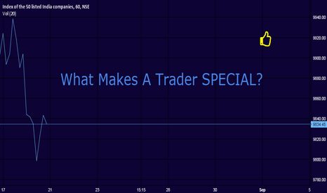 NIFTY: What makes a trader Special?