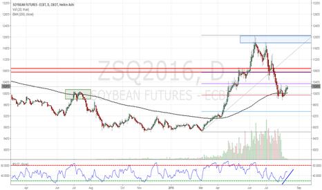 ZSQ2016: August Soybean Futures Long