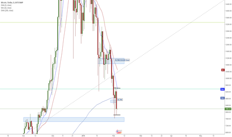 BTCUSD: BTC/USD - Not What I Expected!