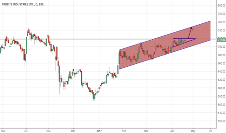 PIDILITIND: PIDILITE  will it stick to it's up trend