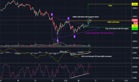 BTCUSD: BTCUSD - End of Correction? Bull Trap? Opportunity!