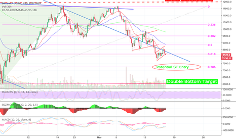 BTCUSD: Oh Bitcoin.... when will the bottom be found.