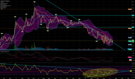 LTCUSD: VWAP signal and RSI rise on 30min