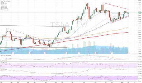 TSLA: TSLA: Buy call options ahead of earnings