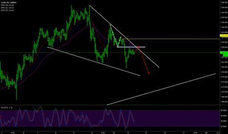 XAUUSD: Gold day trading Plan 14 Feb