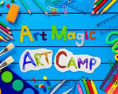 Art Magic Art Camp - Session 1