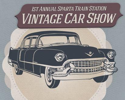 1st Annual Vintage Car Show
