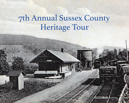 7th Annual Sussex County Heritage Tour