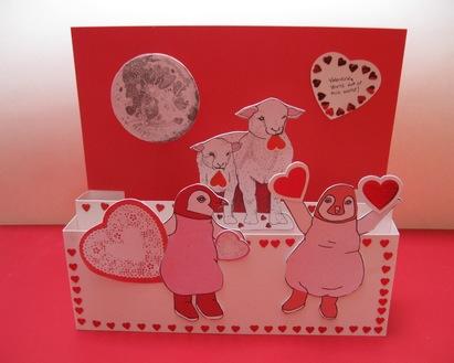 Pop Up Valentine Workshop!