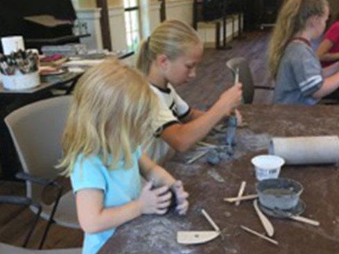 Art Magic Art Camp