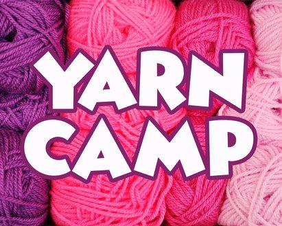 Fun with Yarn Arts & Crafts Day Camp