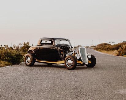 S.H.S 3rd Annual Antique & Classic Car Show