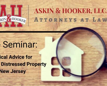 Distressed Property Seminar