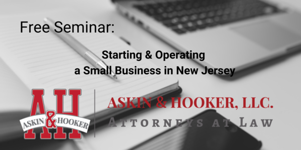 Operating a Small Business Seminar