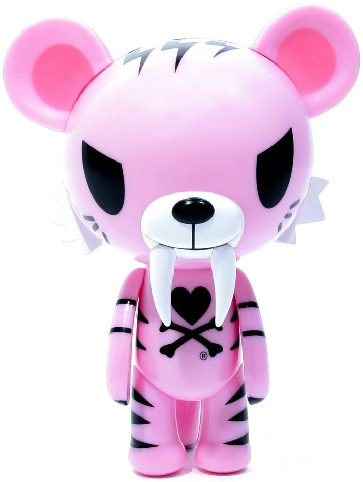 reputable site 0c8ef fa092 Tiger - pink Tiger by Tokidoki (Simone Legno) from ...