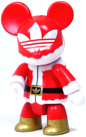 vulgar hardware Abandonar  Adidas christmas bear qee Bear Qee by Toy2r from T... | Trampt Library