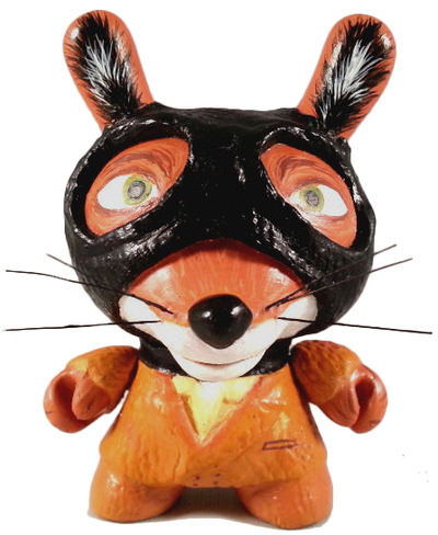 Fantastic Mr Fox Dunny By Brittany Diperi Trampt Library