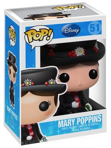 Mary Poppins Pop Vinyl By Disney From Funko Trampt Library